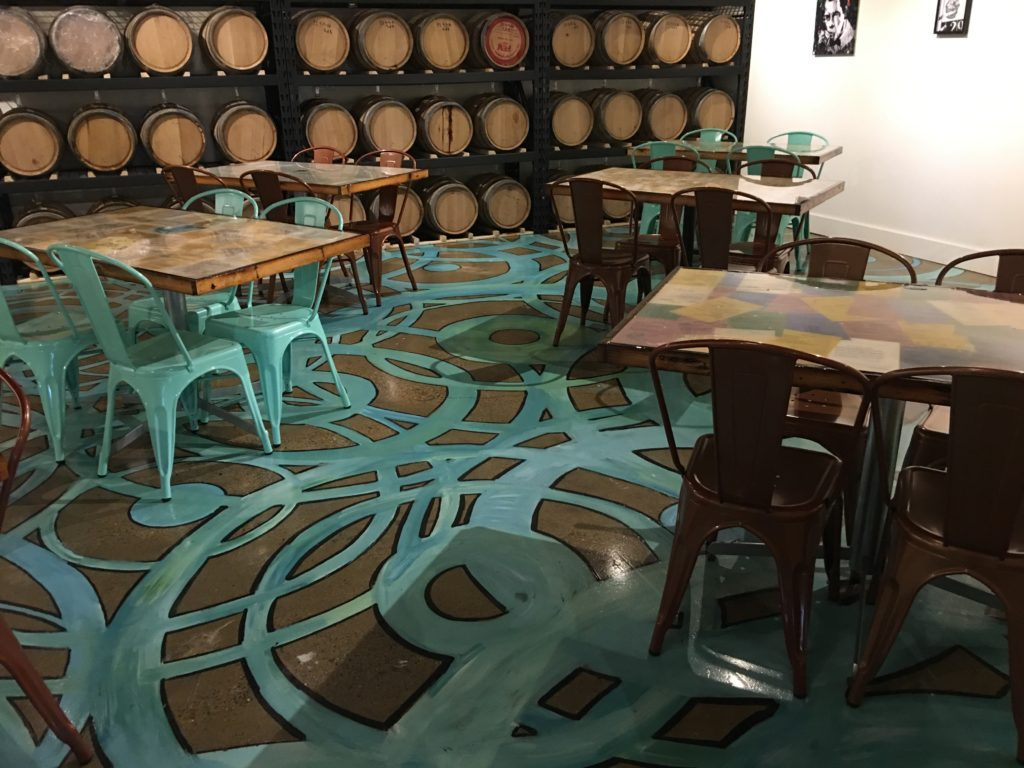 The Pantry offers a unique space to host private events at Forager Brewery.